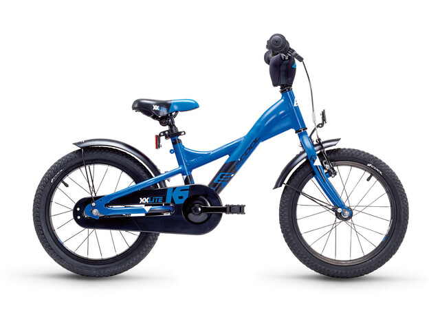 s'cool XXlite 16 alloy Blue/Black Matt